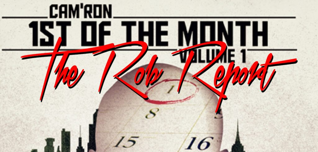 "Rob Markman Reviews Cam'Ron's ""1st of Tha Month Vol 1"" on The Rob Report"