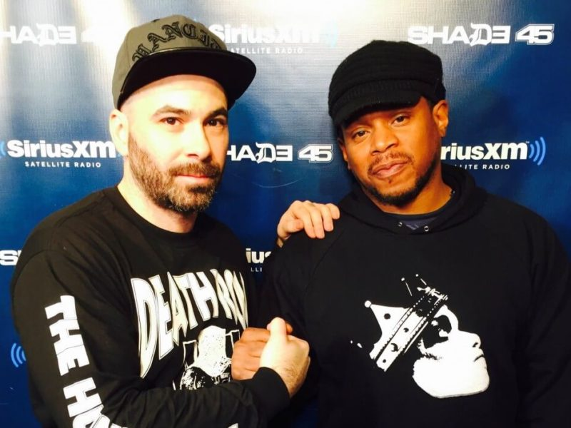 Sway in the Morning Mix: DJ Flip Out