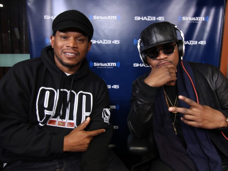 Ne-Yo Does the 5 Fingers of Death & Opens Up About Ex on Reality Show