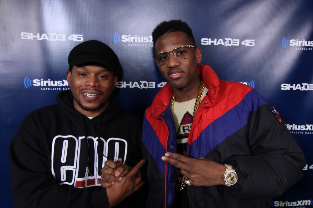 Fabolous Freestyles on Sway In The Morning and Breaks Down Lyrics