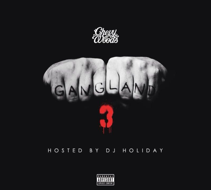 "Chevy Woods Releases New Mixtape ""Gangland 3"" + Stops By Sway in the Morning"