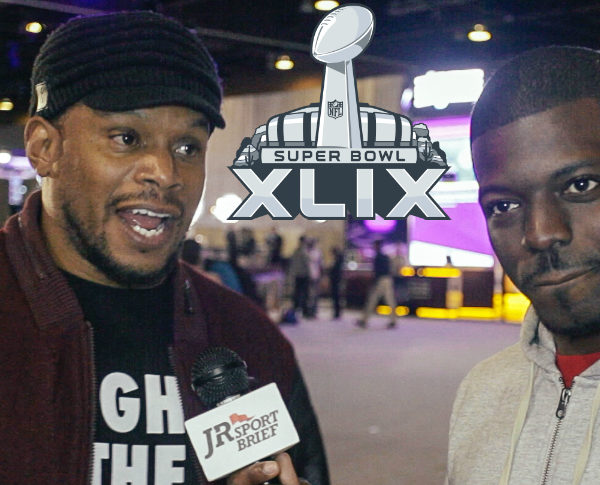 Mohammed Sanu Talks Competition in the League, Bengals Direction and Fantex