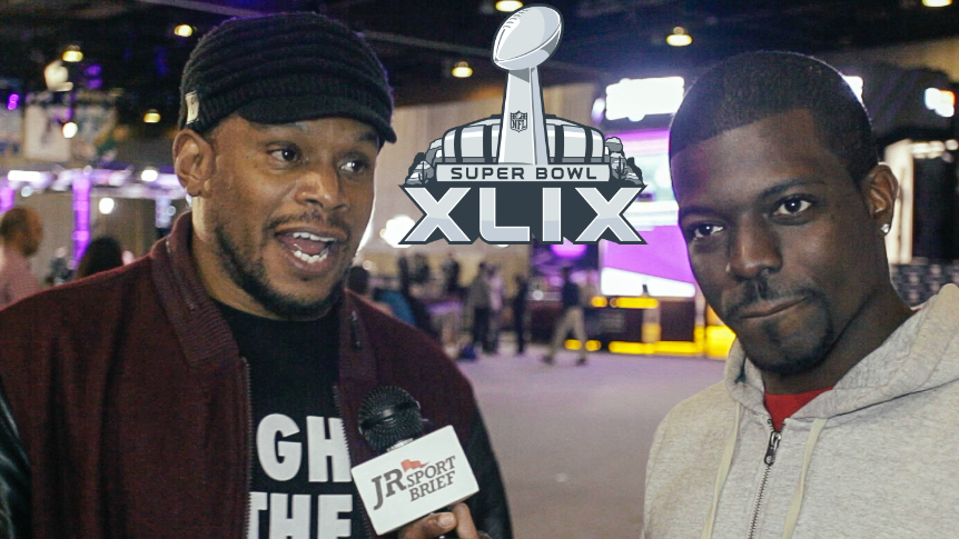 Sway's Super Bowl XLIX Prediction with JR Sports Brief