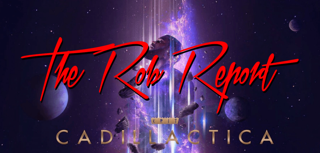 The Rob Report: Rob Markman Rates Big K.R.I.T's Cadillactica an 8 out of 10