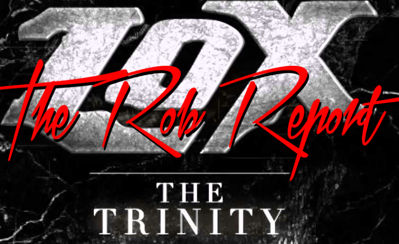 "The Rob Report: Rob Markman Rates The Lox's ""The Trinity 3rd Sermon"" a 7 out of 10"