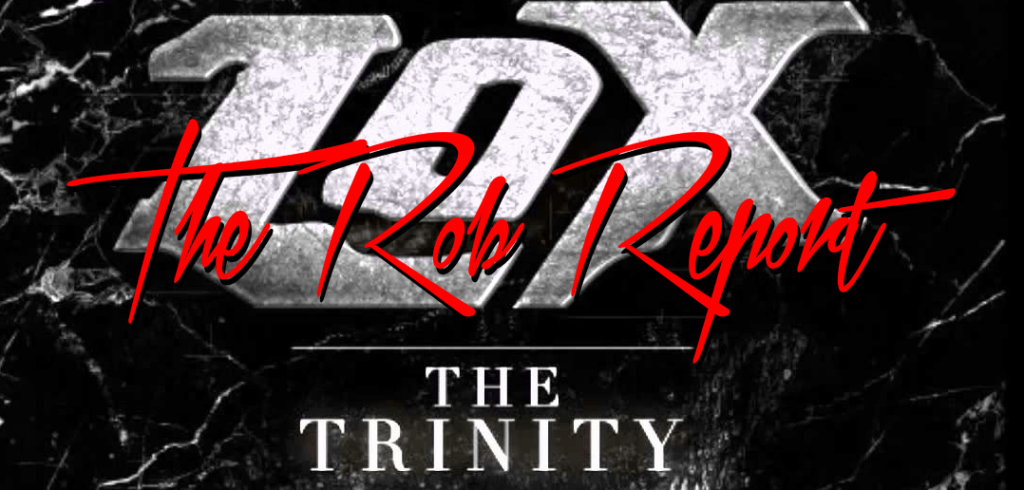 """The Rob Report: Rob Markman Rates The Lox's """"The Trinity 3rd Sermon"""" a 7 out of 10"""