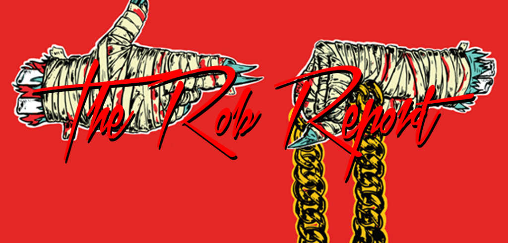 "The Rob Report: Rob Markman Rates Killer Mike and El-P's ""Run The Jewels 2"" an 8 Out of 10"