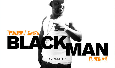 "Trinidad Jame$ Collabs With Big K.R.I.T for ""Black Man PT. 1"""