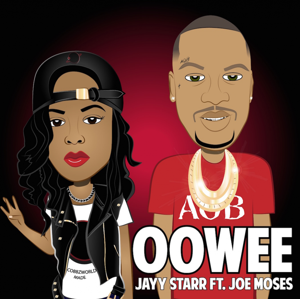"Joe Moses Joins Jayy Starr on ""Oowee"""