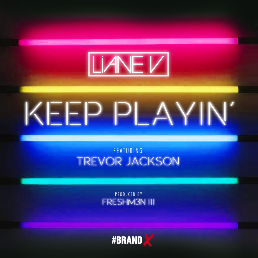 "Liane V Tells You to ""Keep Playin"" In New Collab With Trevor Jackson"
