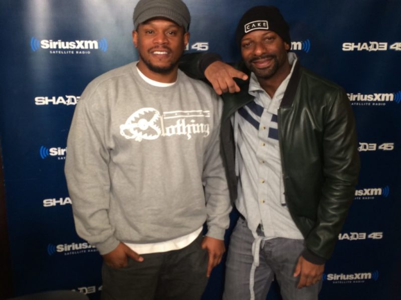 Sway In The Morning Guest Mix: DJ Irie