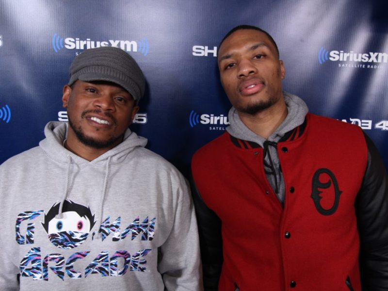 Damian Lillard is the best rapper in the NBA! Here's Proof!