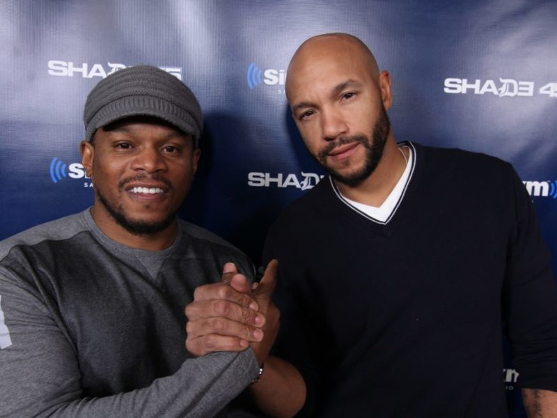 """Being Mary Jane"" Star Stephen Bishop Freestyle! + Talks Kissing Gabrielle Union"