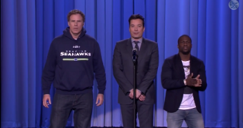 Kevin Hart and Will Ferrell 2