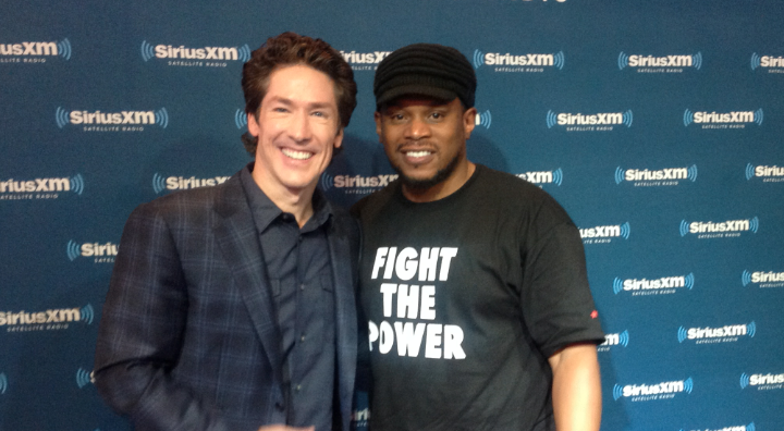 Joel Osteen's Special Message for the Super Bowl + His Message to Hip Hop