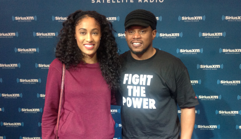 Queen Harrison, the Second Fastest 100-Meter Hurdler in the World Stops by Sway in the Morning
