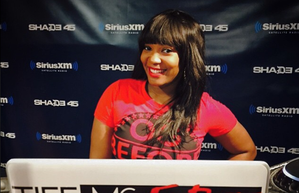 Sway in the Morning Guest DJ Mix: Tiff McFierce
