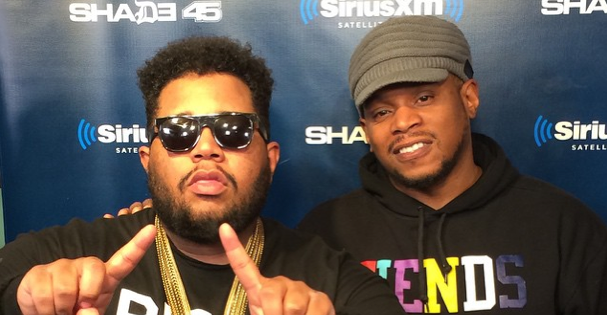 Sway in the Morning Guest Mix: DJ Carnage