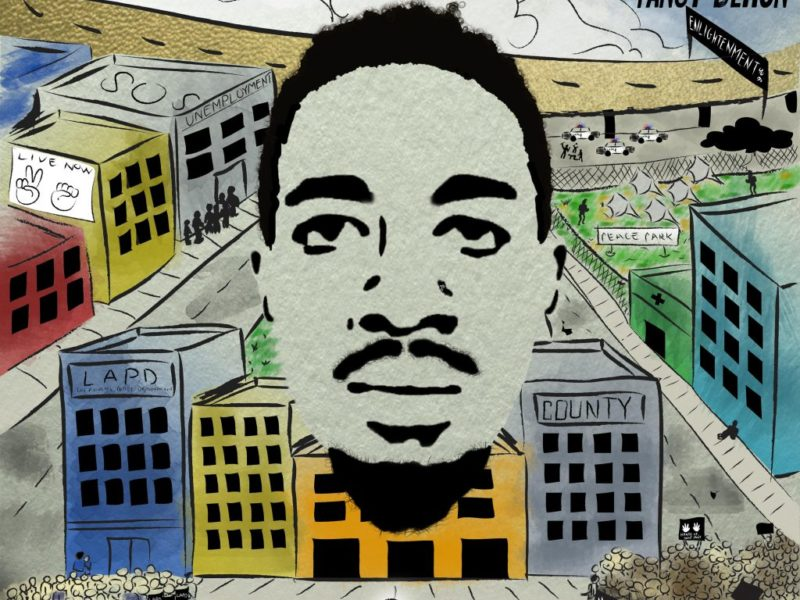 "Yancy Deron is Ready To Make a Difference in the World. Listen to His New ""Peace and Power"" SP"