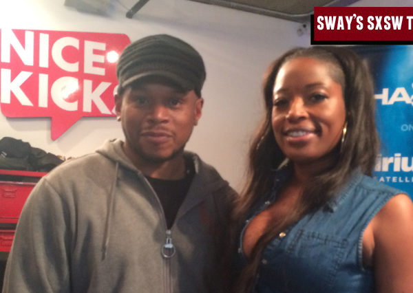 "Sway SXSW Takeover: Chedda Da Connect Talks Relationship With Bun B, Impact Of Texas Music + Performs ""Flicka Da Wrist"""