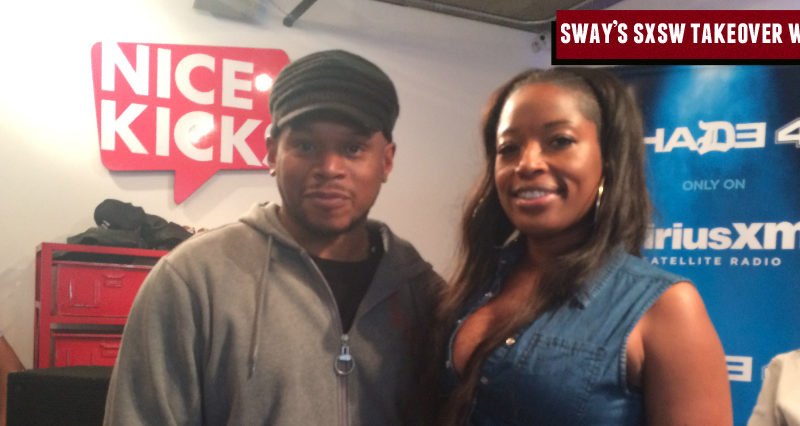 Sway's SXSW Takeover: New Orleans rapper 3D Na'Tee speaks on her influence to Kendrick Lamar's 'Control' verse & throws a lyrically twisty freestyle