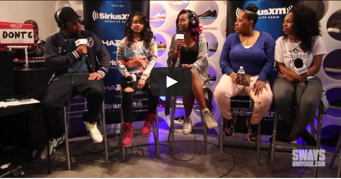 Sway SXSW Takeover: Justine Skye on Creating Original Content, Natural Tyga Collab + Gabi Wilson Emerges Bay Area Star