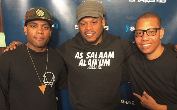 Sway in the Morning Guest DJ Mix: Vindata