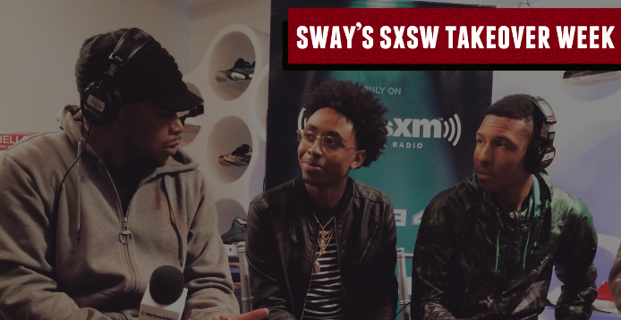 Sway SXSW Takeover: TK-N-Ca$h Discuss Lessons Learned From Disturbing The Peace Deal & Staying On Top of Their Money