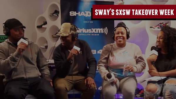Sway's SXSW Takeover: Chicago Heavyspitter Mick Jenkins On His Different Definition of Success, Impact of Social Media in His Rise + Performs Live