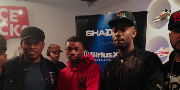 Sway SXSW Takeover: Sway Puts Local Talent on the Spot and Freestyle Live