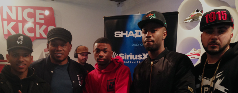 Sway SXSW Takeover: Vince Staples, Casey Veggies, R-Mean, Ezzy Drop Some Serious Heat, Cypher Live!