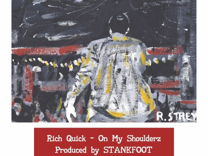 "RICH QUICK Announces EURO TOUR Dates + Drops ""On My Shoulderz"" Single"