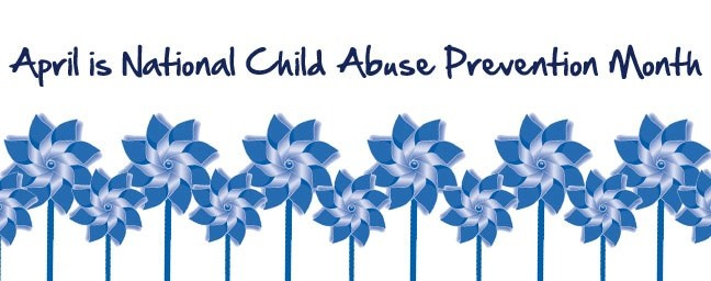 First Aid with Kelly Kinkaid: April is Child Abuse Awareness Month