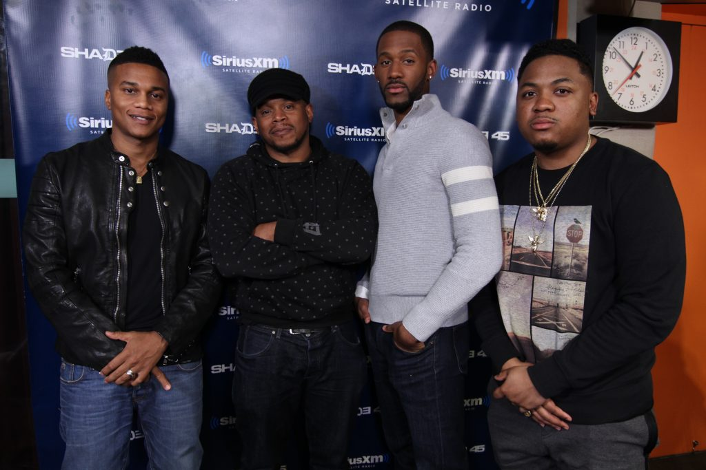 "The Studio gets Filled with ""Brotherly Love"" as Queen Latifah's Cast Speaks in Gratitude + Cory Hardrict Talks Oscar Win"