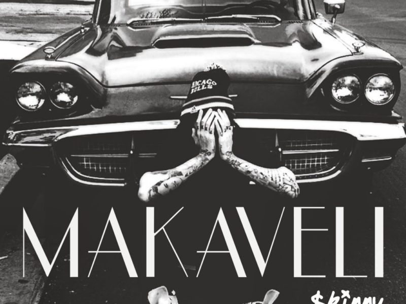 $kinny is back with 'Makaveli'