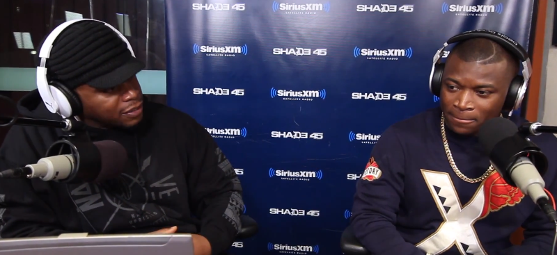 "OT Genasis Premieres New Single ""The Flyest"" on Sway in the Morning"