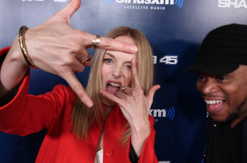 Heather Graham Plays a Dark & Dysfunctional Grandmother in New Film & Opens Up About it on Sway in the Morning