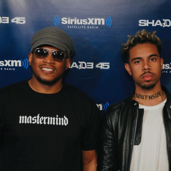 DJ Fire Mixes Live on Sway in the Morning