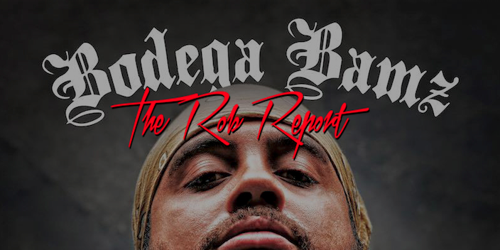 "Rob Markman Rates Bodega Bamz' ""Sidewalk Exec"" a 7 out of 10"