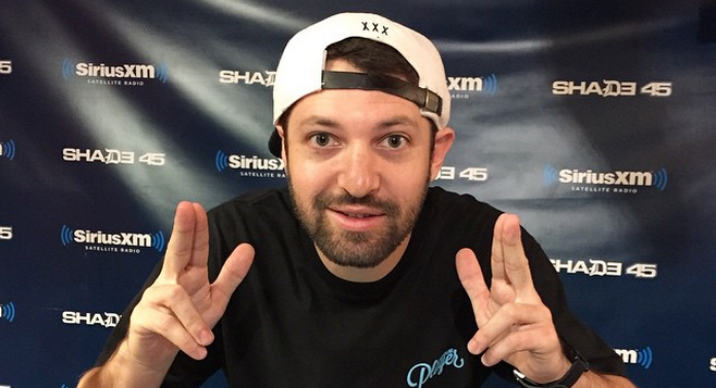 DJ Atrain Takes Over Sway in the Morning's Turntables With a Live Mix