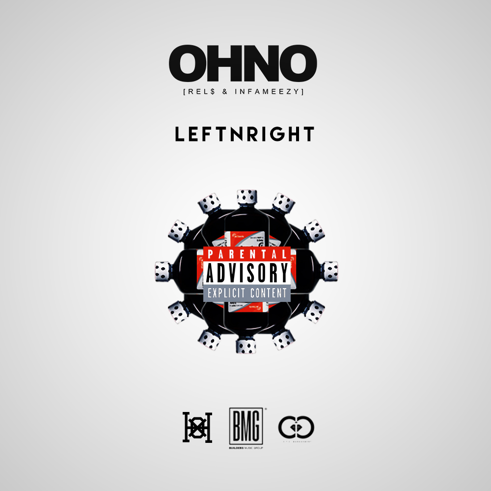 "OHNO From LA Drops a Hard-Hitting Leak called ""LEFTNRIGHT"""