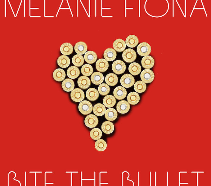 "Melanie Fiona's New Single, ""Bite the Bullet"""