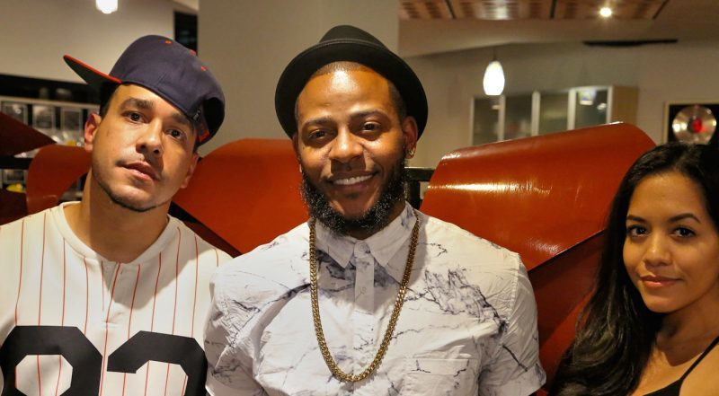 Eric Bellinger joins the Red Light Special Podcast with Rob Markman & Kris Lovaa