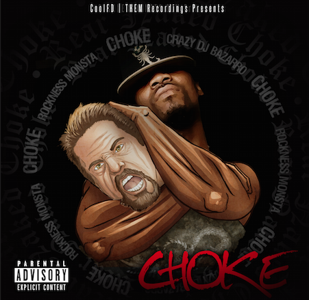 "Listen to Rockness Monsta ""Choke"""