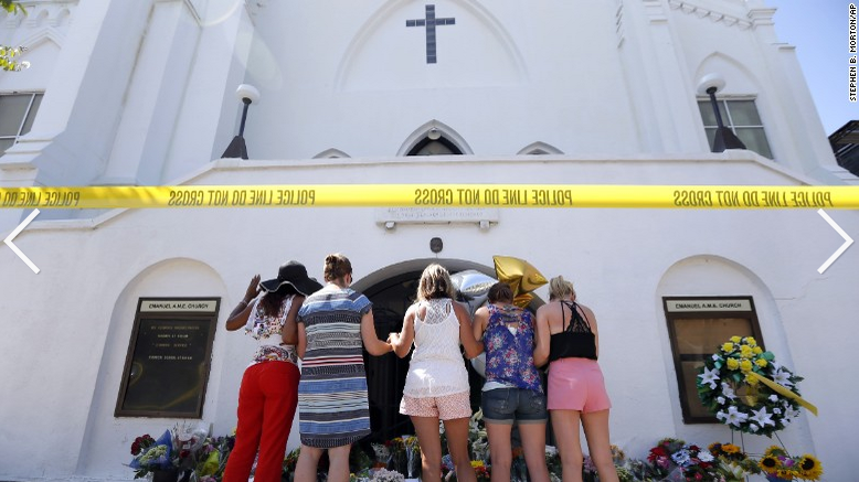 Charleston Shooting: Theory behind the murders with Mike Muse on Sway in the Morning