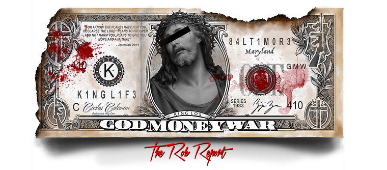 "Rob Markman Rates King Los' ""God, Money, War"" a 9 out of 10"