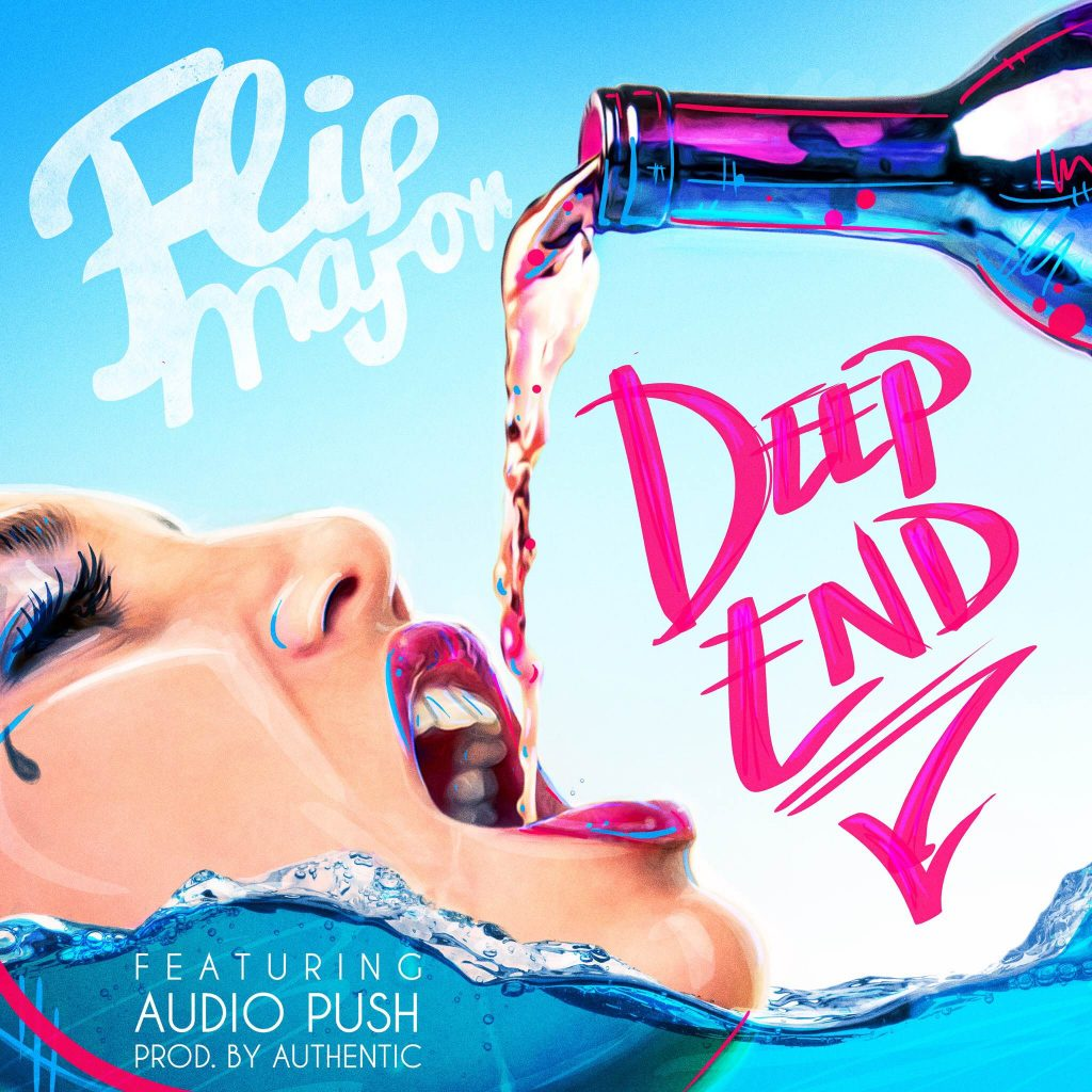 "Flip Major Dives in the ""Deep End"" With Audio Push"