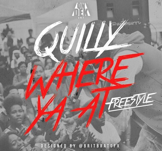 "Quilly Remixes Future and Drake's ""Where Ya At"""