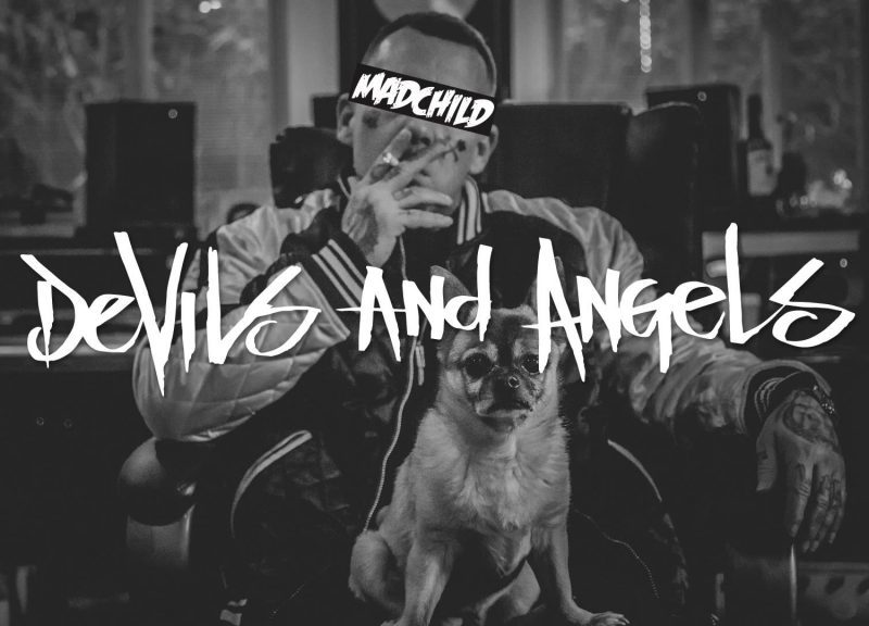 "World Premiere: Madchild – ""Devils and Angels"""