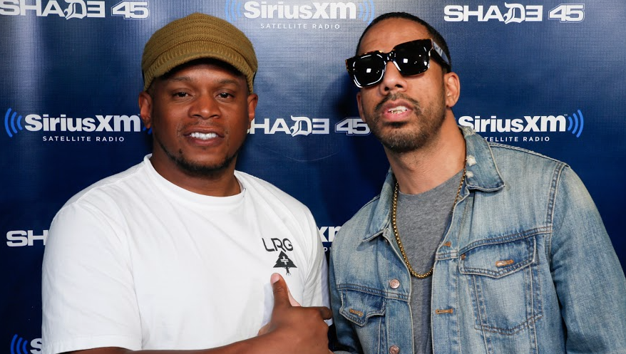 Ryan Leslie Interview: Gives out His Phone Number + does the 5 Fingers of Death